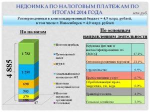 Недоимка по налогам: суть и последствия