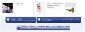 Информационное письмо об учете в статрегистре Росстата с необходимыми кодами