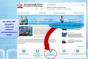 порядок регистрации в Пенсионном фонде: использование личного кабинета