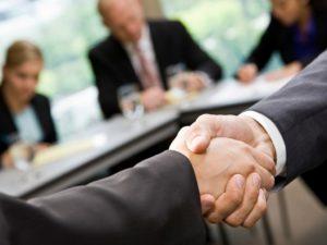 Торги, организованные частной компанией