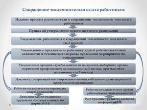Пошаговая инструкция увольнения по сокращению штатов