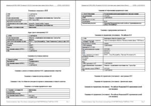 Расшифровка ЕГРИП (Единого государственного реестра индивидуальных предпринимателей)