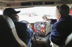 Стажировка водителей автомобилей при приеме на работу