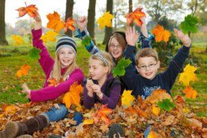 Когда каникулы в школе у детей: осень, зима, весна, лето