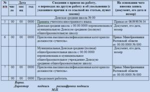 Оформление выписки из трудовой книжки и отличия от копии