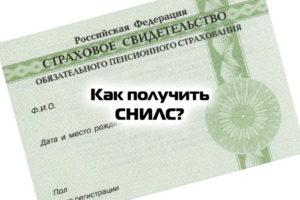 Как получить и правильно оформить СНИЛС иностранному гражданину