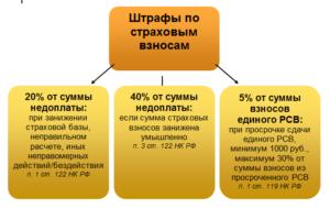 Пени и штрафы за неуплату по УСН на 2019 году