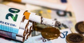 Акцизы на табак и сигареты в 2019 году