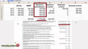 Декларация 3-НДФЛ и ипотека