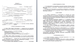 Договор цессии: пример согласно ГК РФ