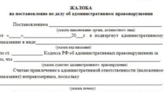 Обжалование постановления об административном правонарушении: какие правила соблюдать