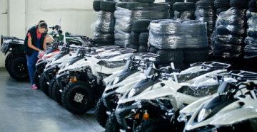 Утилизационный сбор на квадроциклы, мотоциклы и снегоходы в 2019 году