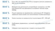 Как открыть ИП самостоятельно в 2019 году в России: пошаговая инструкция
