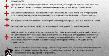 Копии документов как доказательства в суде