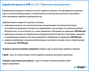 Objection и АПК РФ, или О возражениях в арбитражном процессе